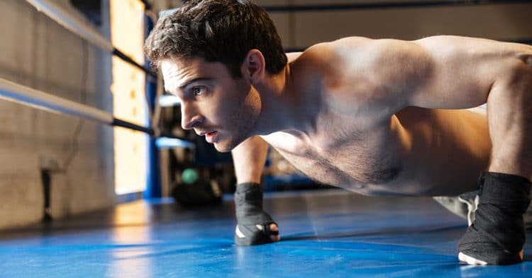 Knuckle Push Up Guide