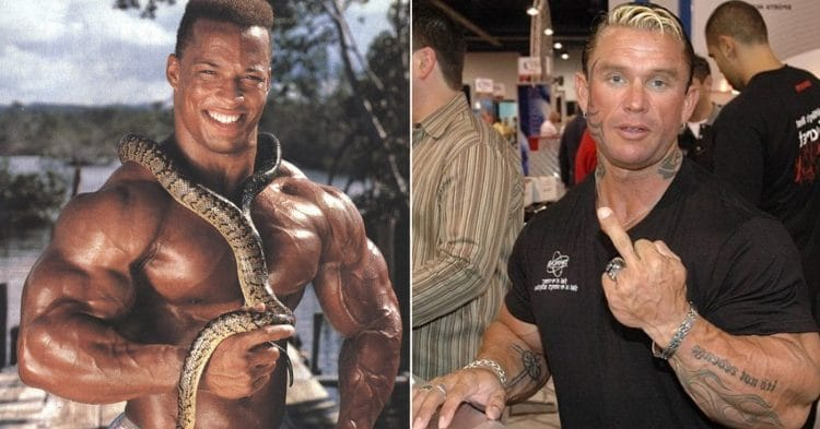 Lee Priest To Box Shawn Ray