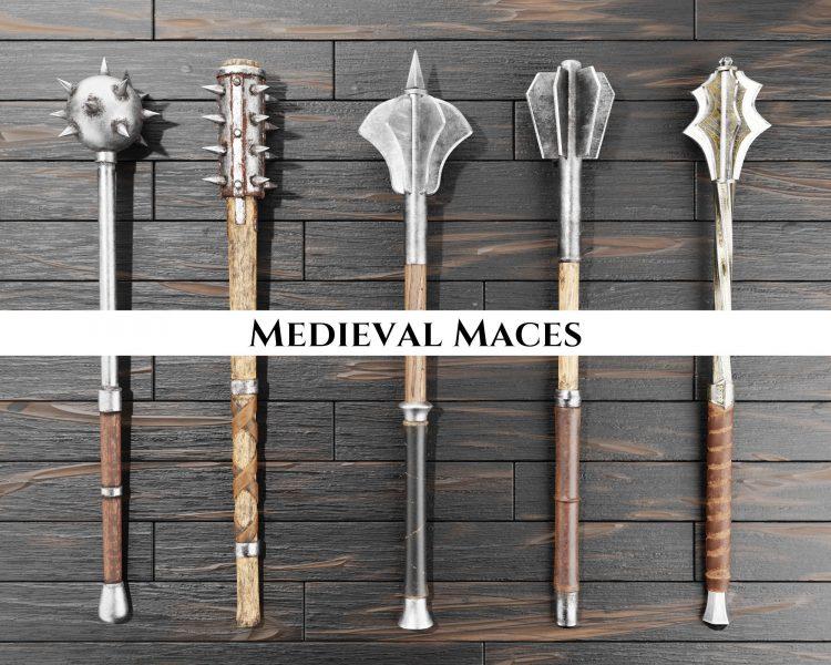 Medieval Maces