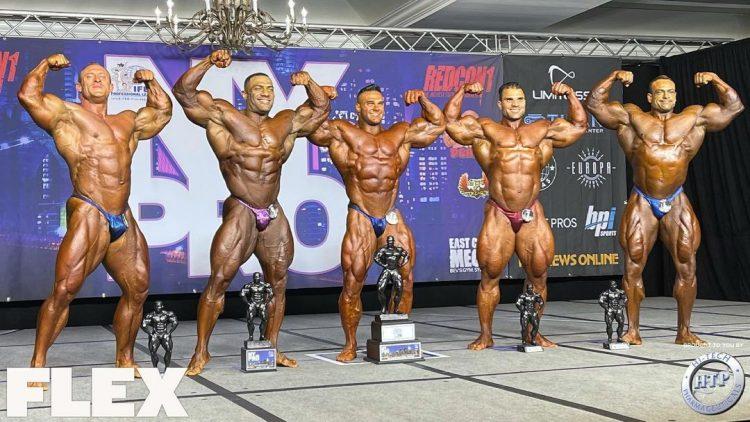 New York Pro Bodybuilding Winners