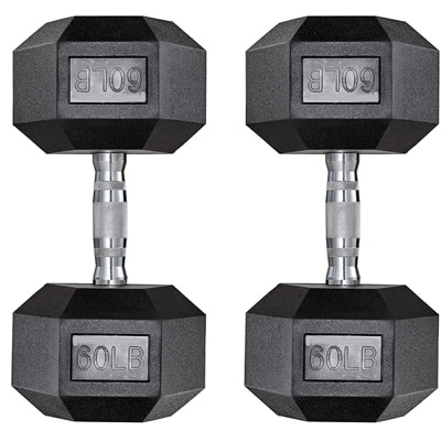 Papababe Dumbbells Free Weights