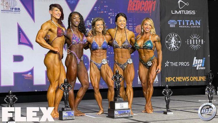 Women Physique Ny Pro 2021