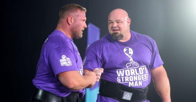 2021 World S Strongest Man