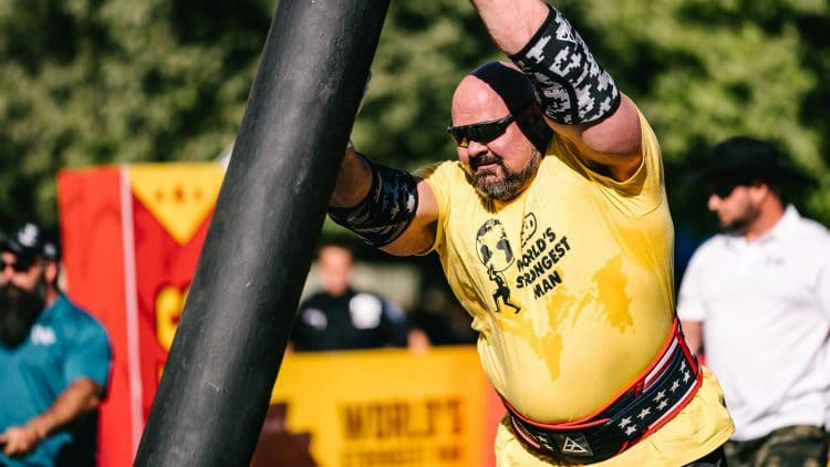 2021 World S Strongest Man Day Two Results