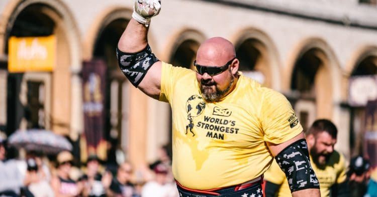 2021 World S Strongest Man Results