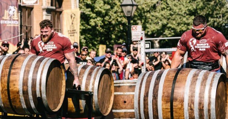 2021 World S Strongest Man Results Tom Stoltman