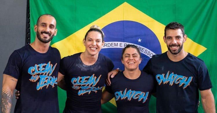 Brazil Crossfit Championship 1