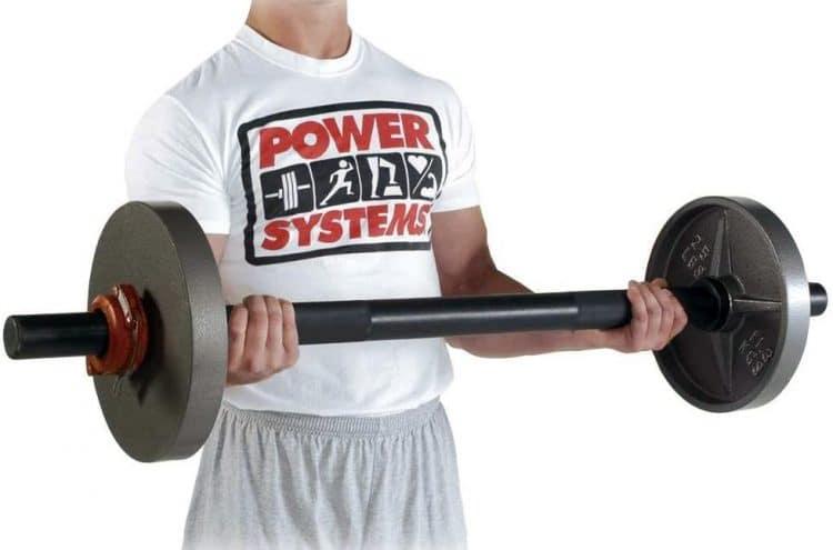 Fat Bar For Strength Training