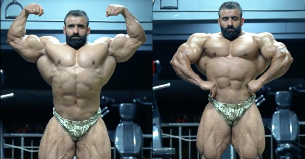 Hadi Choopan Looks Like A Serious Threat With Recent Physique Update Ahead  Of 2021 Olympia – Fitness Volt