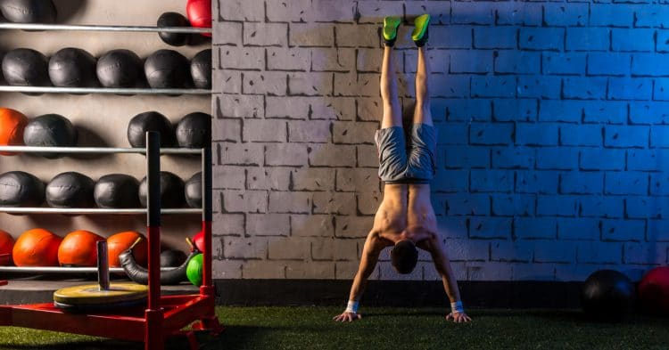 Handstand Push Ups Guide