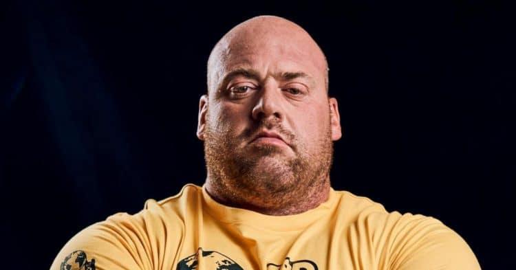 Jf Caron 1 2021 World's Strongest Man
