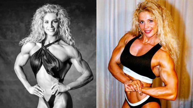 Over women 50 bodybuilders age Building Muscle