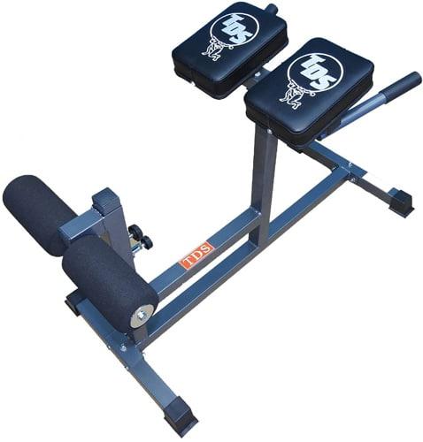 TDS Adjustable Roman Chair Hyperextension Bench