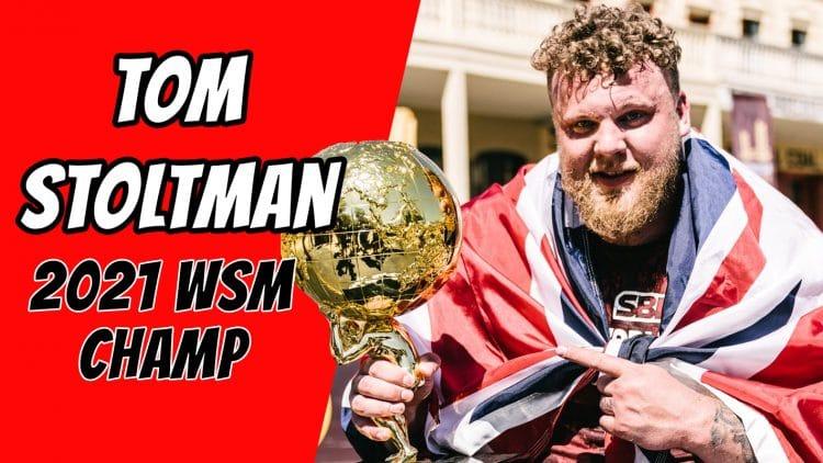 Tom Stoltman Interview