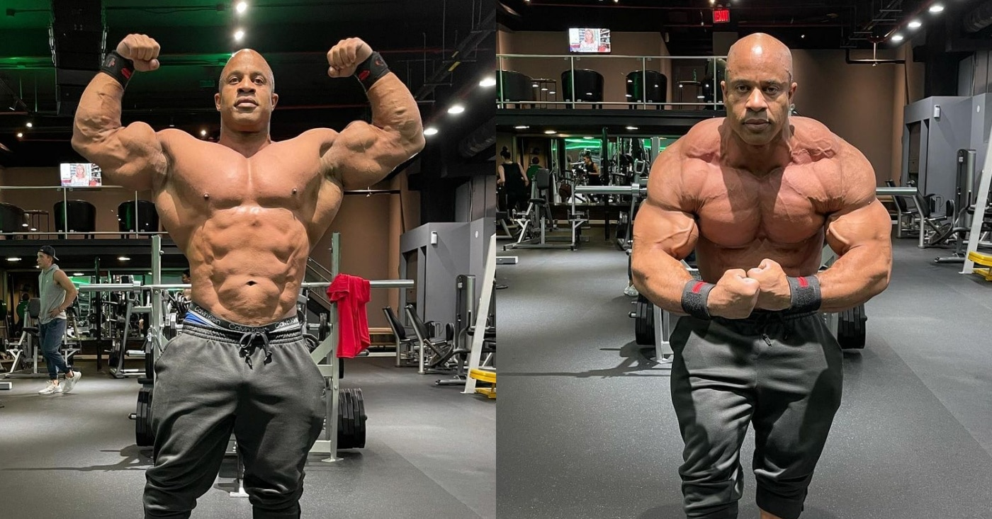 Victor Martinez Looks Primed For A Comeback With Insane Physique Update –  Fitness Volt