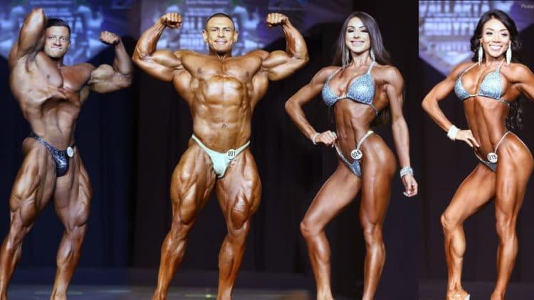 2021 Vallarta Bodyfit Results