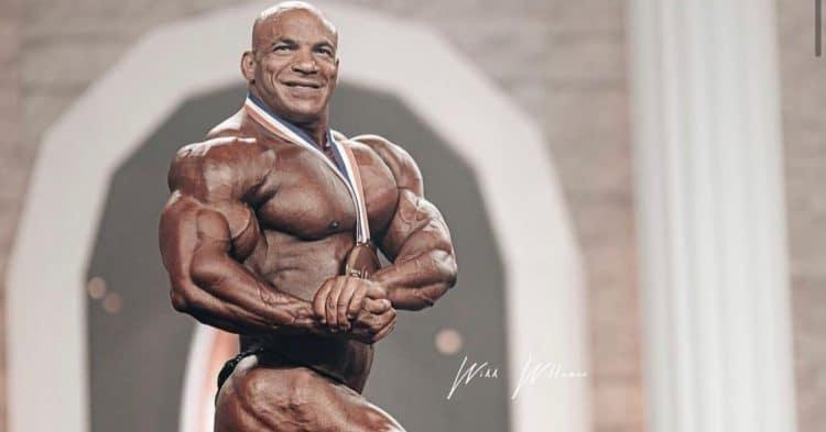 2021 Mr Olympia