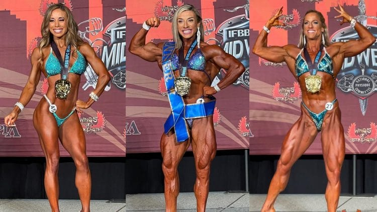 2021 Omaha Pro Results