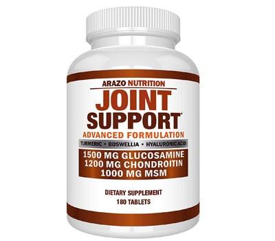 Arazo Glucosamine Chondroitin Turmeric