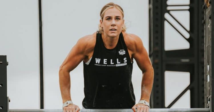 Brooke Wells Crossfit Games