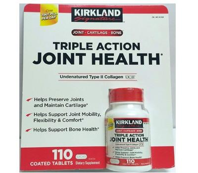 Kirkland Triple Action