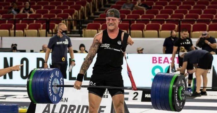 Logan Aldridge CrossFit Games