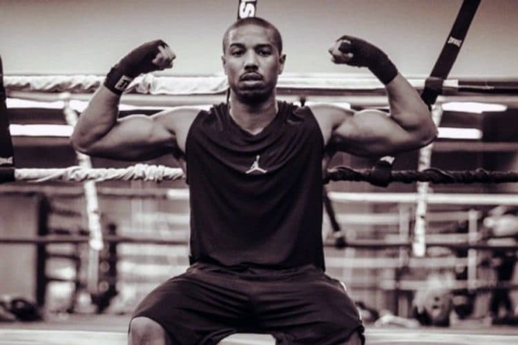 Michael B Jordan Workout Diet Plan