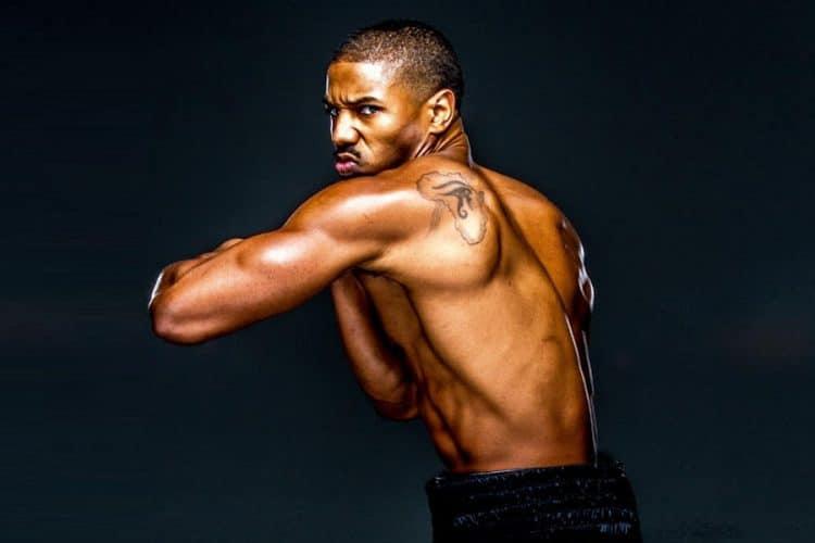 Michael B Jordan Workout Intense