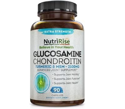 Nutririse Glucosamine Chondroitin Turmeric
