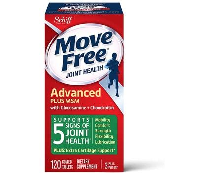 Schiff Move Free Advanced Plus