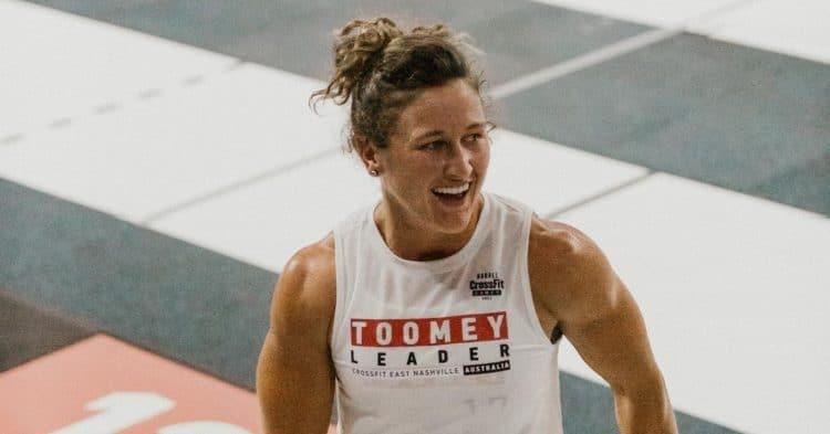 CrossFit Games Tia Clair Toomey 1