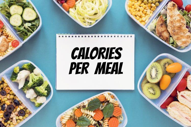 Calories Per Meal