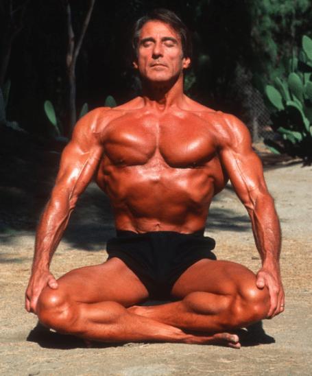 Frank Zane Meditation