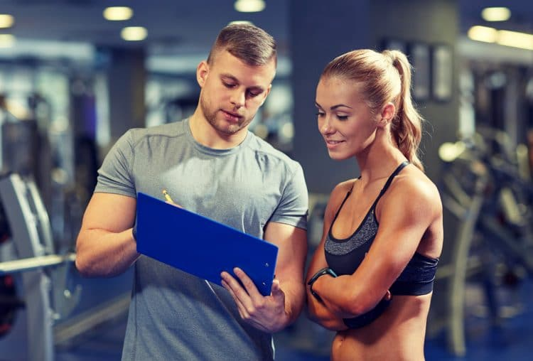 Full Body Workout Routine Template