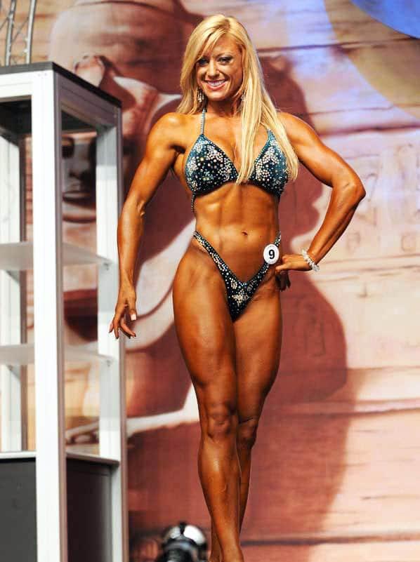 IFBB Champion Bodybuilder Jenny Lynn Obituary