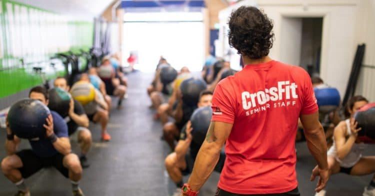 Jason Dunlop Crossfit