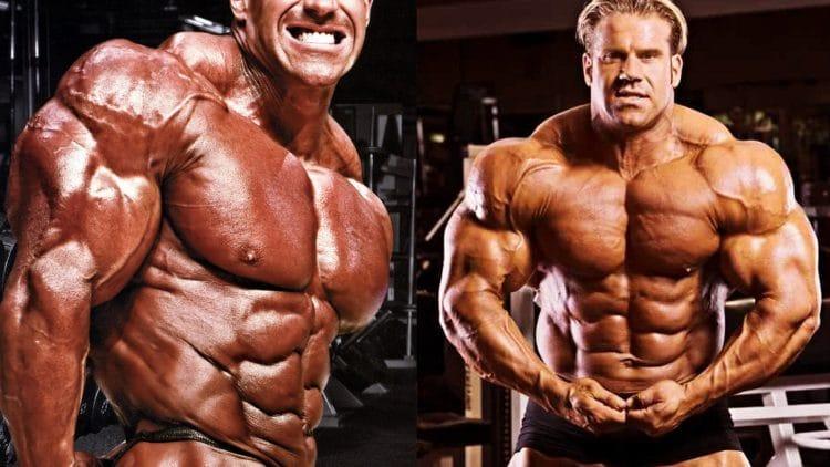 Jay Cutler Abs Workout