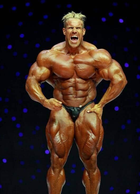Jay Cutler Posing