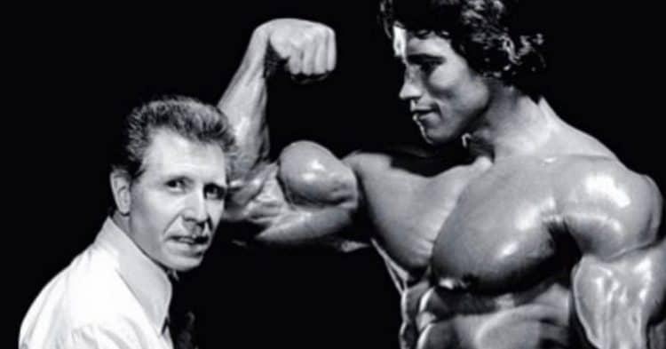 Jimmy Caruso Arnold Schwarzenegger