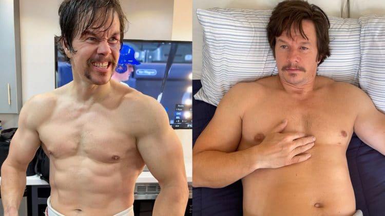 Mark Wahlberg Transformation