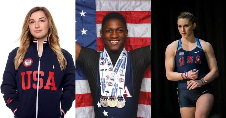 Tokyo Games Team Usa Weightlifting