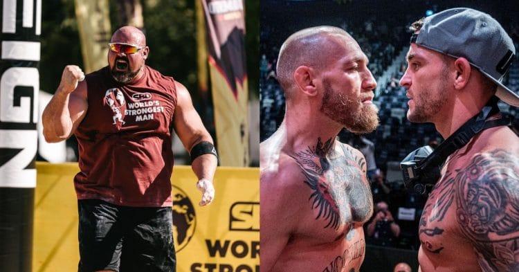 Ufc 264 World S Strongest Man
