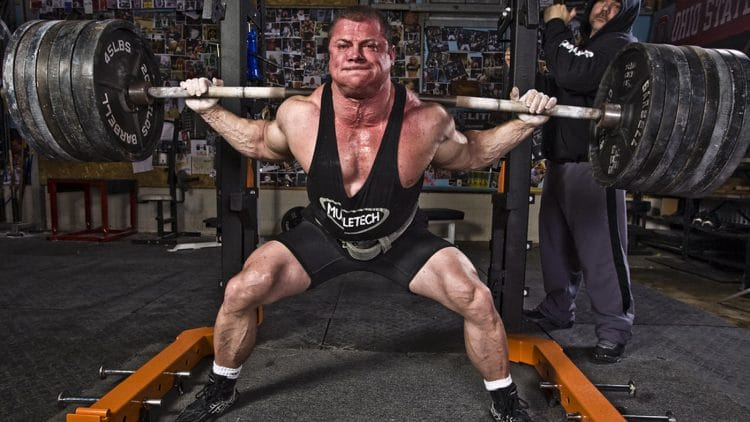 Wide Stance Squats Guide