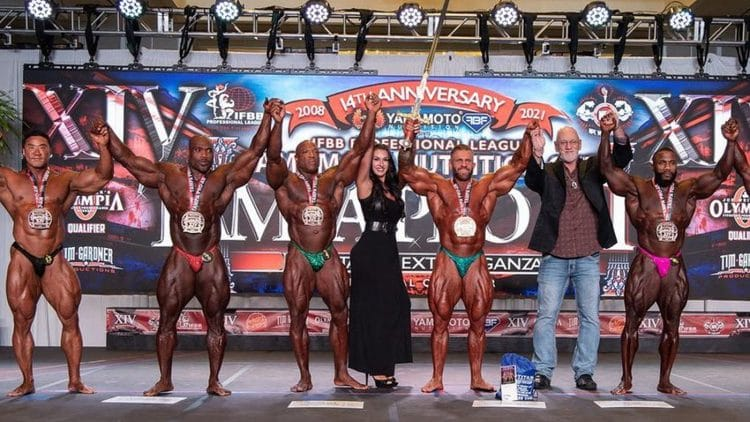 2021 Tampa Pro Results