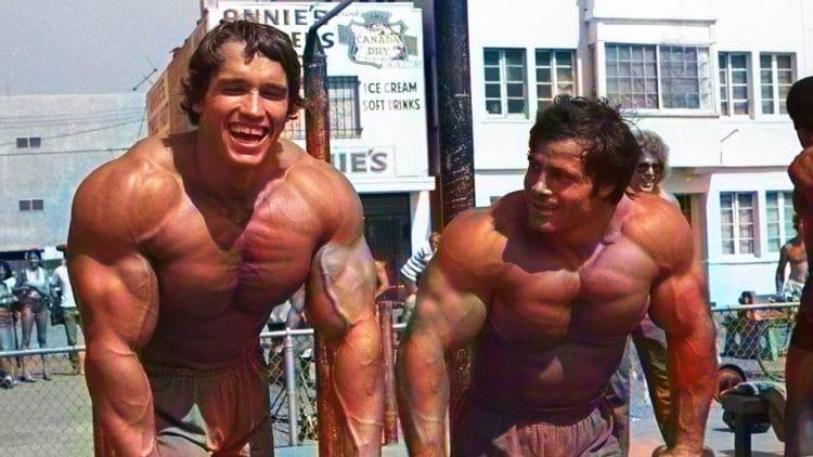 Arnold Schwarzenegger Remembers Franco Columbu