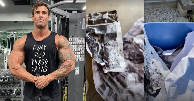 Calum Von Moger Arnold Schwarzenegger