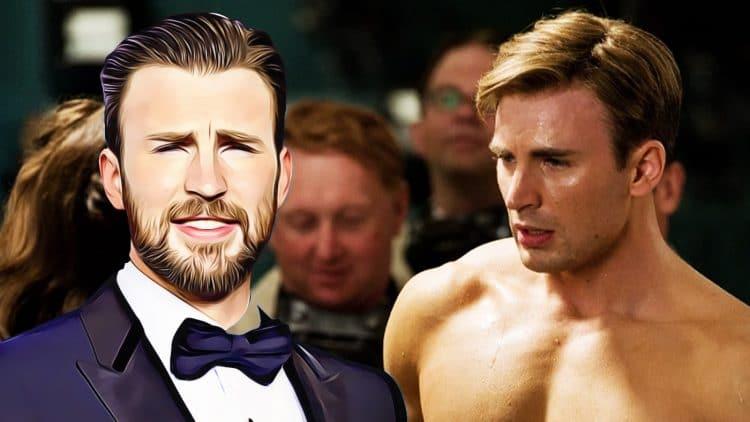 Captain America Workout Diet