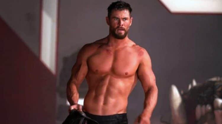 Chris Hemsworth Workout And Diet Plan