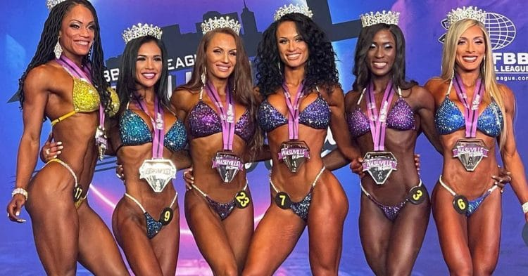 Ifbb Nashville Fit Show Results 2021