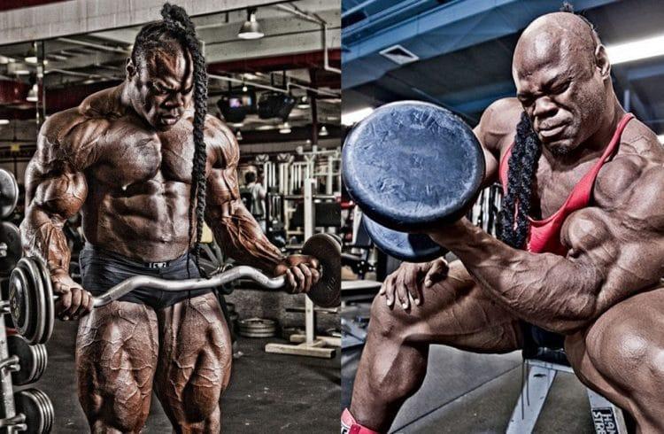 Kai Greene Arm Workout